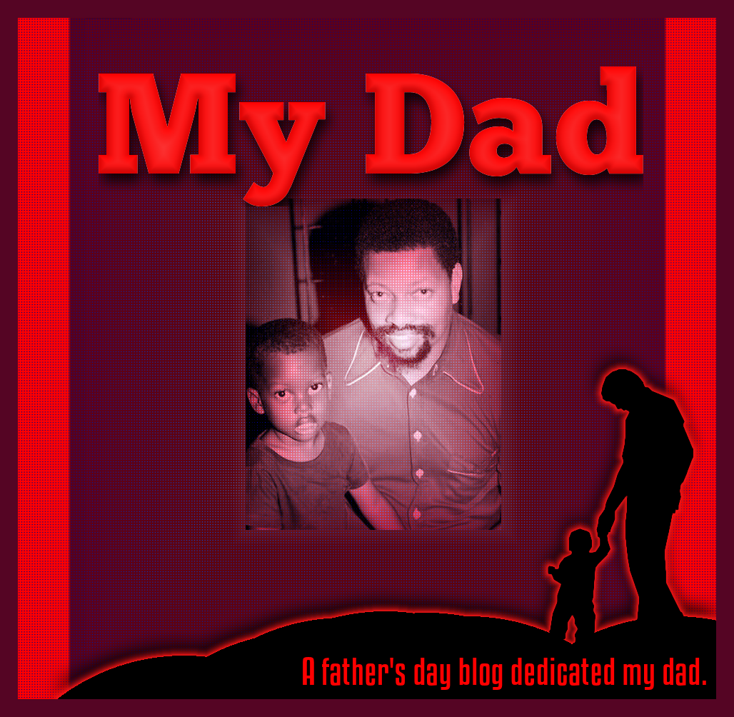 To My Dad on Father's Day