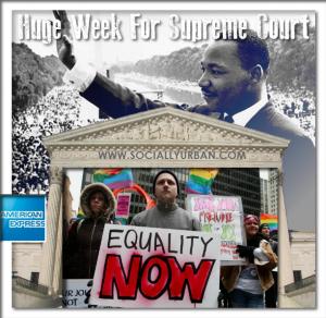 Huge Week For Supreme Court