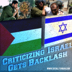 Socially Urban Criticizing Israel Gets Backlash