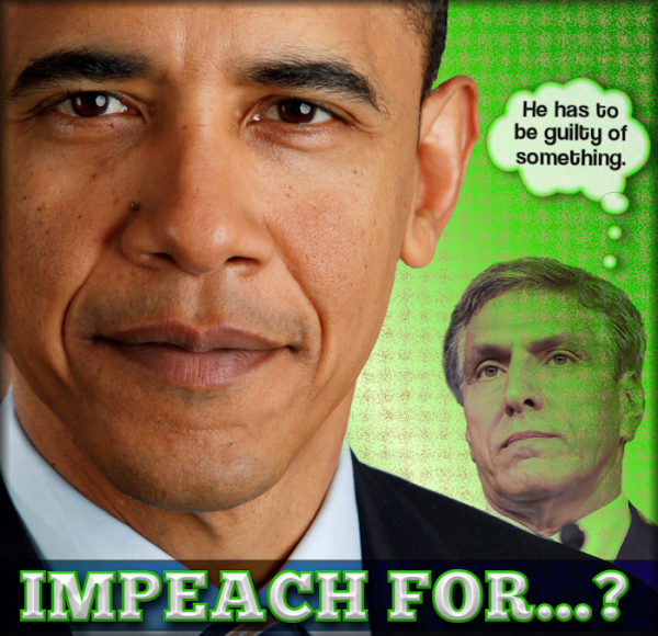 Impeach For What?