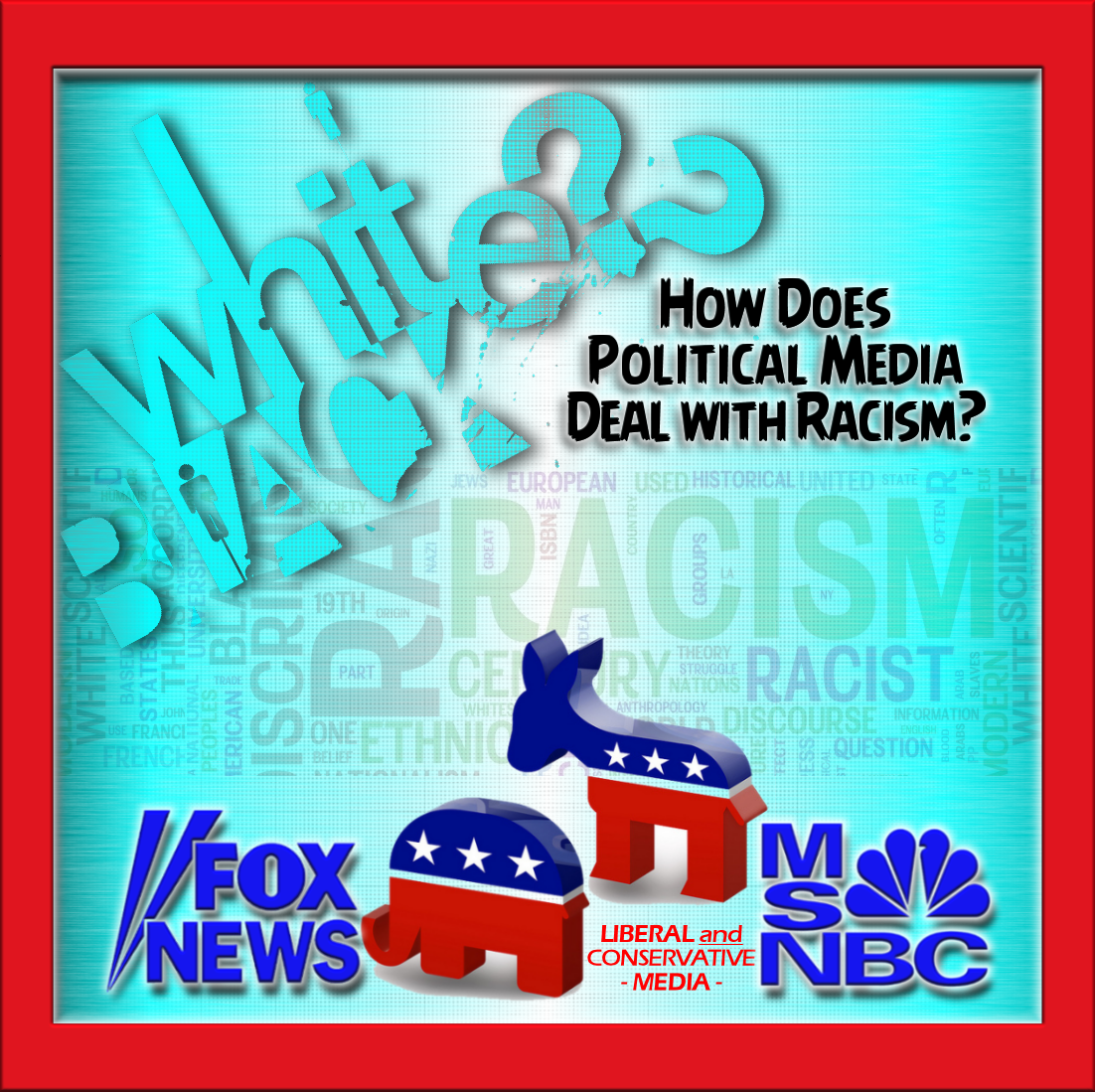 media and racism Race and racism in the us finding scholarly articles search this guide search race and racism in the us: finding looking for articles relating to journalism, media, or communications communication and mass media complete.