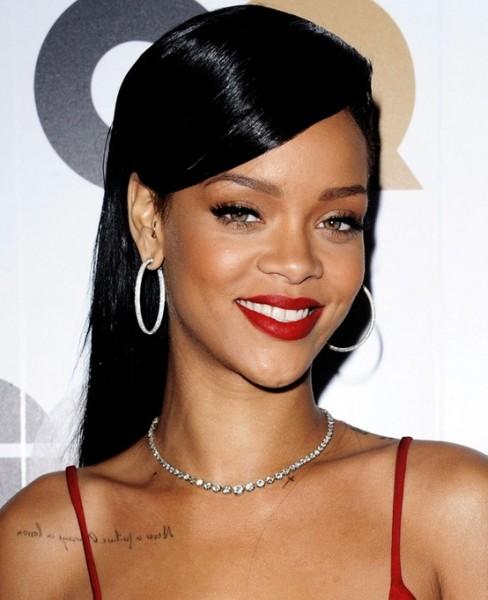 Rihanna GQ Cover