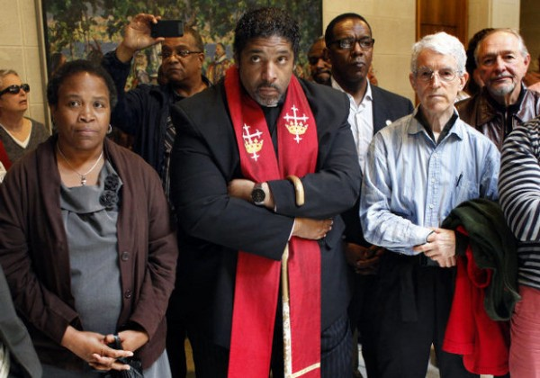 Rev Dr William Barber
