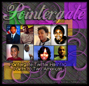 Pointergate Exposes Racial Divide