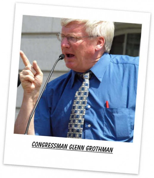 Glenn Grothman Wisconsin Congressman