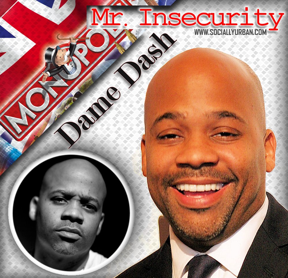 Dame Dash Socially Urban Blog