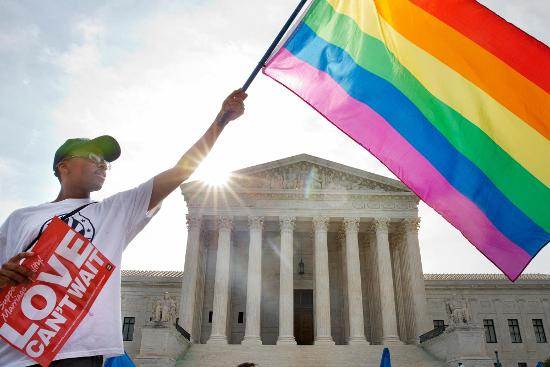 Marriage Equality Upheld