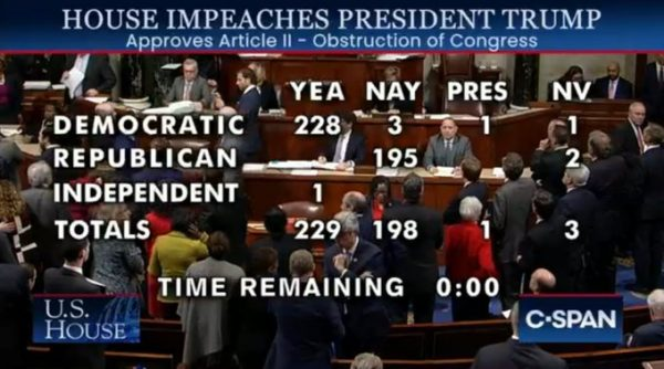 Lessons From Impeachment
